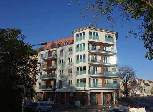 Neubauwohnungen 1 Zi Whg-43 qm  und 2 Zi -68 qm (790,- kalt)  Spreeblick !! Für Singles oder Paare !