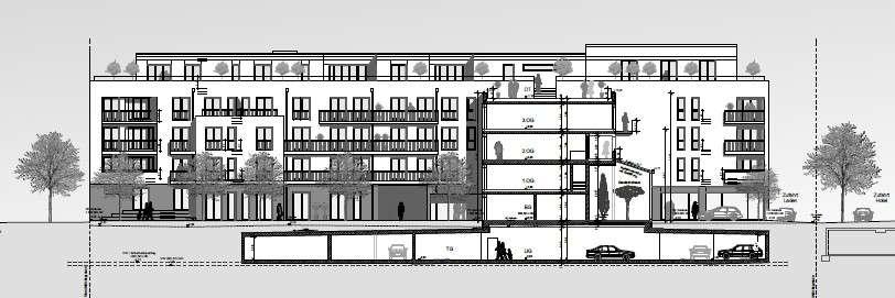 Erstbezug mit Balkon: freundliche 4-Zimmer-Wohnung in Schwabing, München in Schwabing (München)