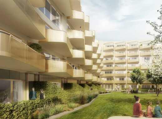 Loge No. 1 - Moderne 2,5-Zimmer-Wohnung mit Balkon im wunderschönen Neuperlach