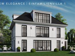 NEW ELEGANCE Einfamilienvilla