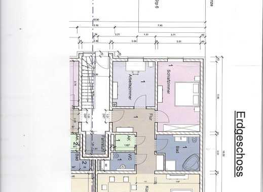 Schöne, geräumige drei Zimmer Wohnung mit Garten in Rhein-Pfalz-Kreis, Schifferstadt
