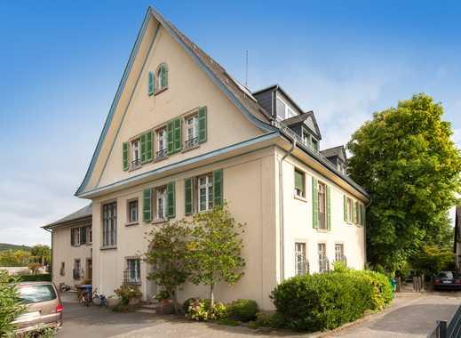 VERMINDERTE MIETE und NEUE FOTOS! Haus im Haus mit Garten in einer denkmalgeschützten Villa