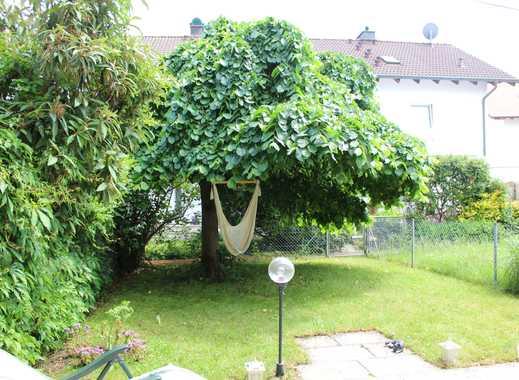 Ideal  geschnittenes Reihenhaus-Raumwunder- mit idyllischem Garten in ruhiger Lage