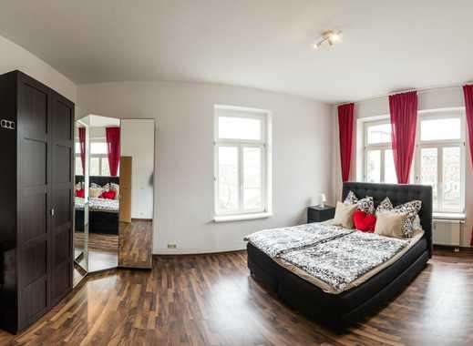 Geschmackvoll eingerichtete 2-Raum-Wohnung in Altlindenau