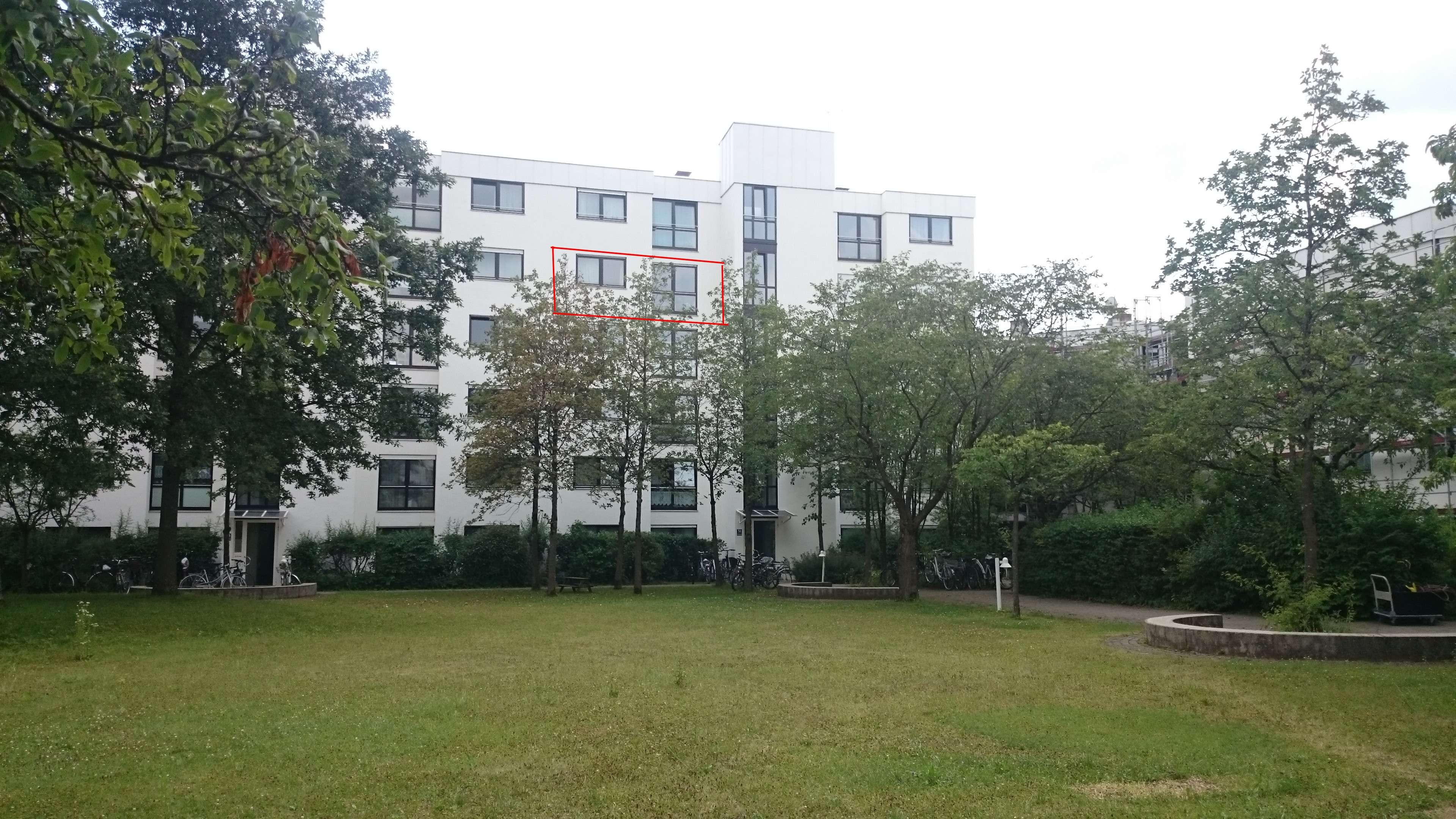 3-Zimmer-Wohnung mit EBK und Balkon in Neuperlach-Süd, München in Perlach (München)