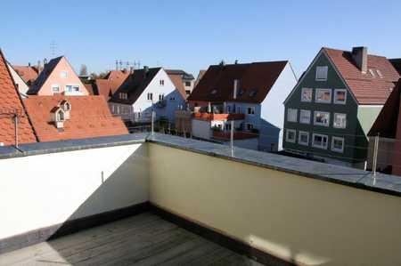Sonnendurchflutete Wohnung im Herzen Memmingens  in Memmingen-Innenstadt