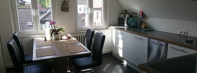 Schöne 3-Zimmer Wohnung (unmöbliert) in Bad Oeynhausen ab Mai 2021