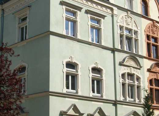 Hübsche DG-Wohnung mit Dachterrasse