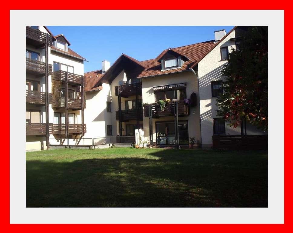 2 Zi.-Mietwohnung im 2. OG in Regensburg-Süd in Kumpfmühl-Ziegetsdorf-Neuprüll (Regensburg)