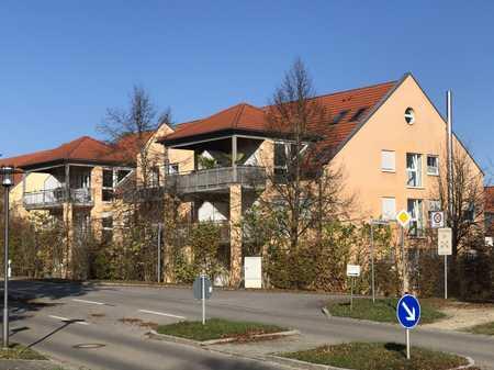 """Traumhafte Galeriewohnung mit Balkon unmittelbar am Golfplatz """"Deutenhof"""" in Bad Abbach"""