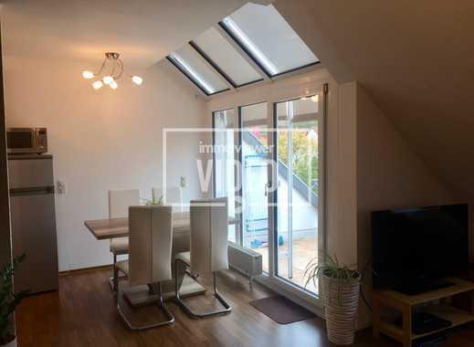 *Nachmieter gesucht! Hübsche 2,5 Zimmer DG Wohnung mit Balkon in DA-Kranichstein*