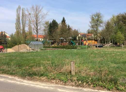 Heinersdorf Baugrundstück Bauträgerfrei, Maklercourtagefrei