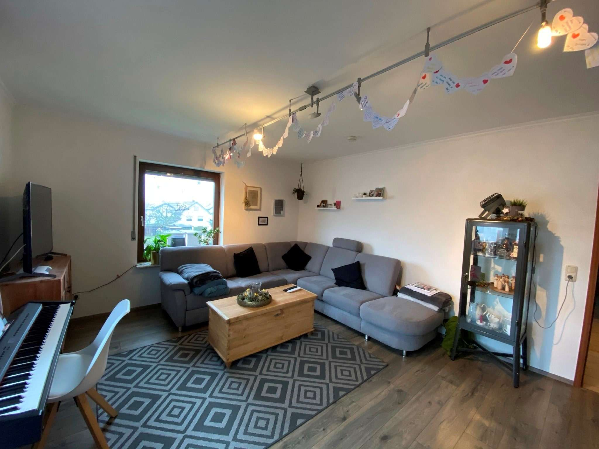 Helle 3-Zimmer-Wohnung in