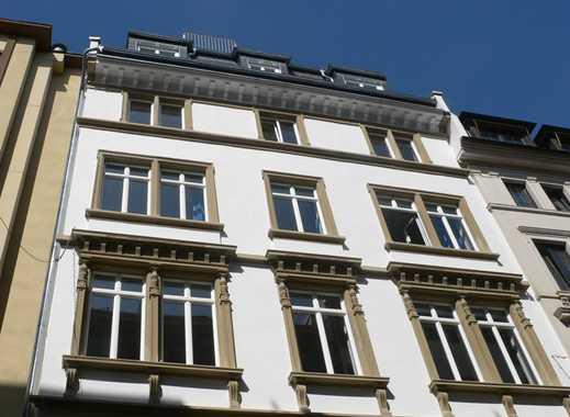 F-Innenstadt 3-Zimmer top sanierte Altbauwohnung, nahe Freßgass