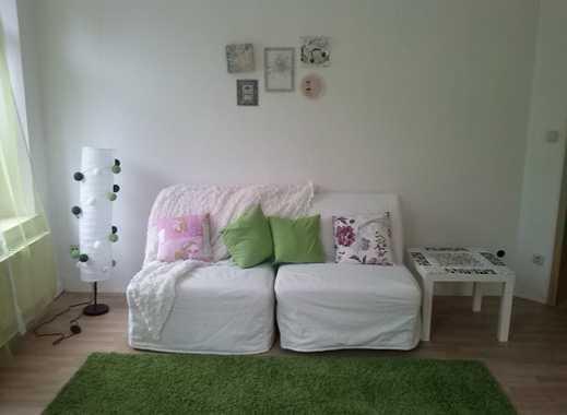 Möblierte und renovierte 2-Zimmer-Wohnung! Frisch vermietet!