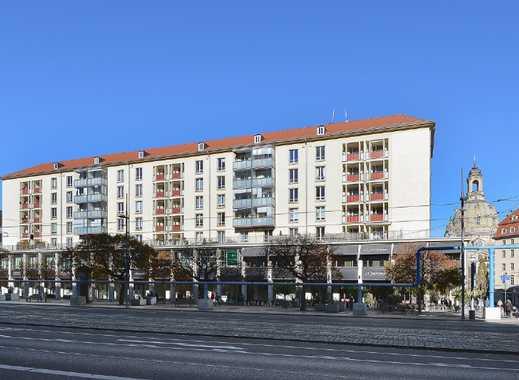 Am Altmarkt: Erstbezug + Loggia + Aufzug