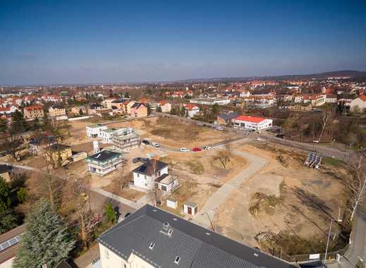 Baugrundstück für moderne Architektur - im Zentrum von Coswig