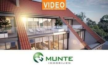 Einzigartige Maisonette-Wohnung mit Dachterrasse in Braunschweig-Mascherode