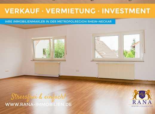 4,5 ZKB Etagenwohnung in Worms-Horchheim · Wohnglück auf 120m² Wohnfläche