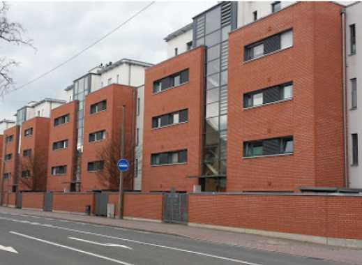 Schöne drei Zimmer Loft-Wohnung in Erlangen Zentrum