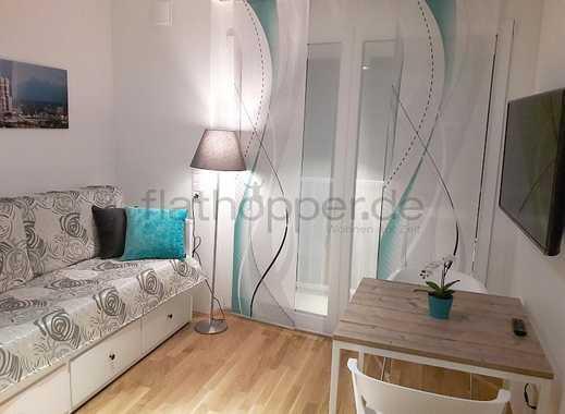 Modernes Apartment im Neubau mit Balkon in München - Riem