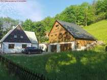 Mehrgenerationenobjekt - 2 Häuser - Natur und