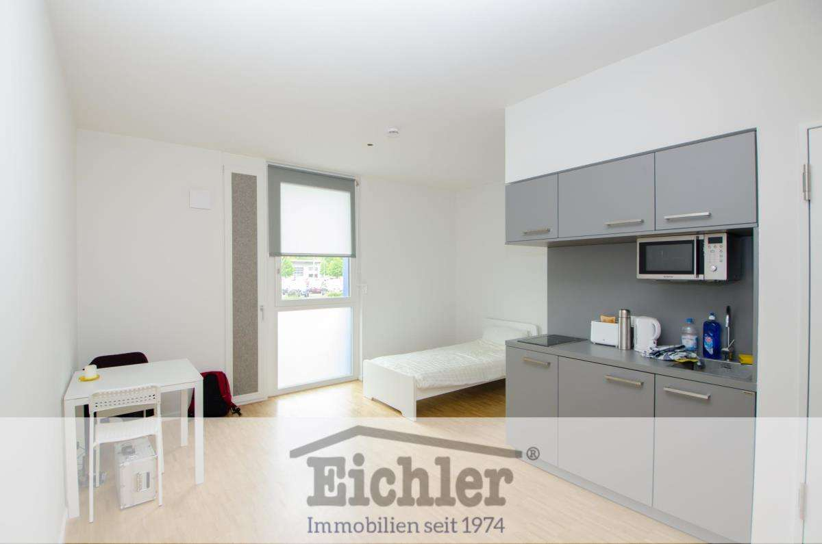 EICHLER IMMOBILIEN: Modernes Studenten-Apartment (Neubau!)