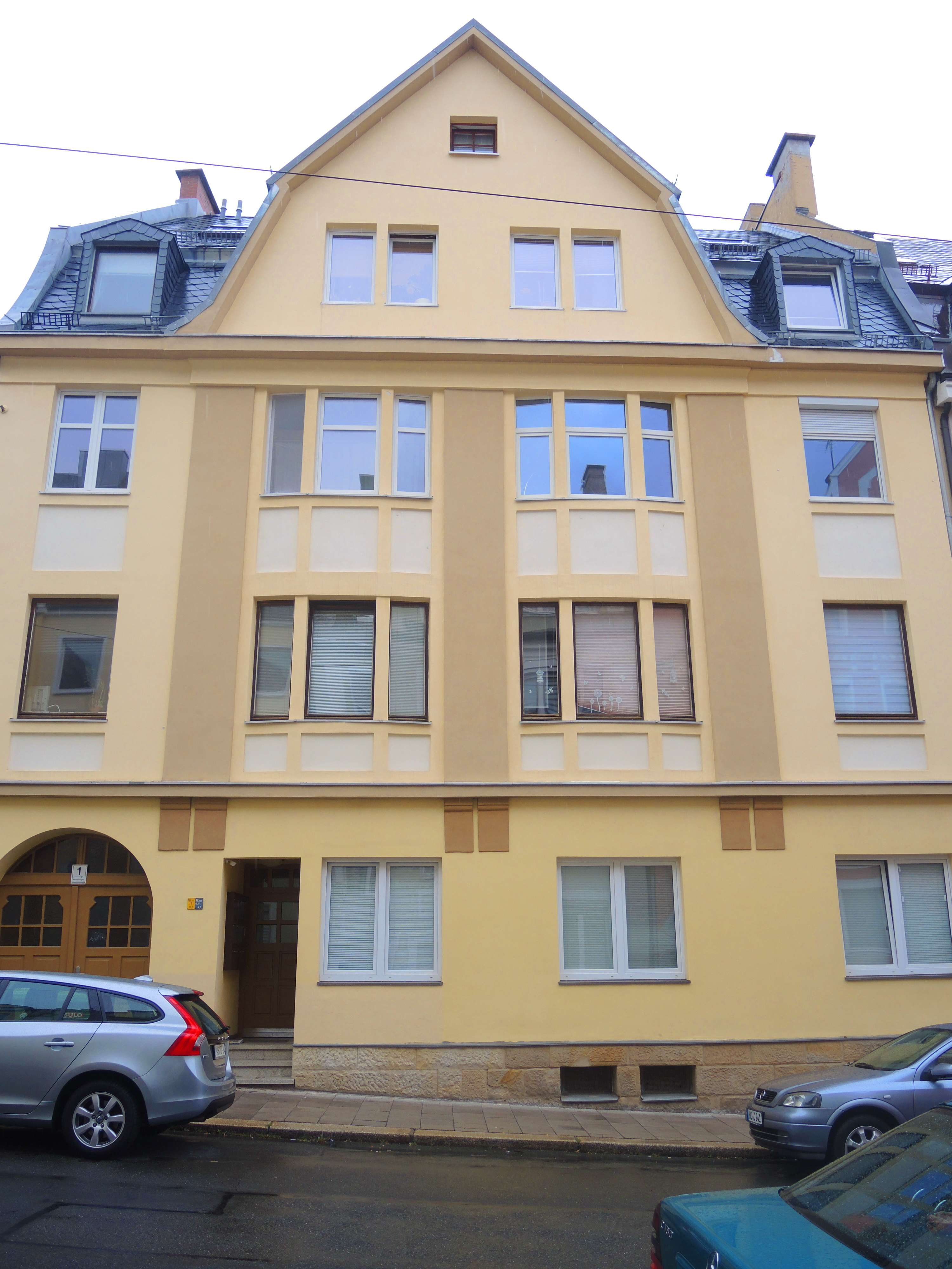 Moderne helle 3-Zimmer-Wohnung in