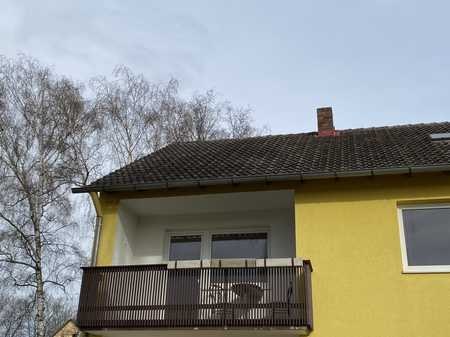 Erstbezug nach Sanierung: teilmöblierte 2 Zi. Wohnung, ruhig, sonnig, Nähe Festspielhaus in Industriegebiet/Insel (Bayreuth)