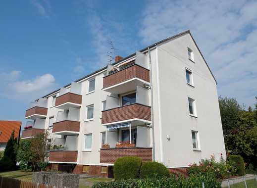 Großzügige & helle 3-Zimmer-Eigentumswohnung mit Balkon und Blick auf den Gehrdener Berg