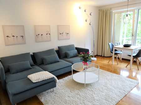 Schön wohnen in Nymphenburg/Gern - 3 Zimmer - neu möbliert in Neuhausen (München)
