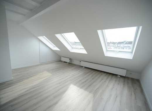 Wunderschöne Dachgeschosswohnung mitten im In-Viertel!