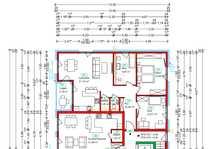 3 Zimmer Wohnung zum 01