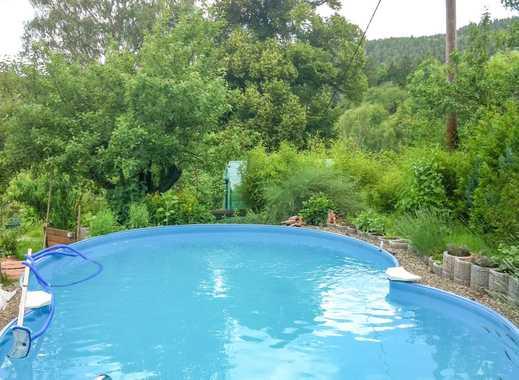 Wochenendgrundstück mit Pool von Privat, provisionsfrei
