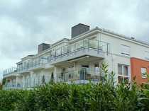Schicke moderne Gartenwohnung mit gehobener