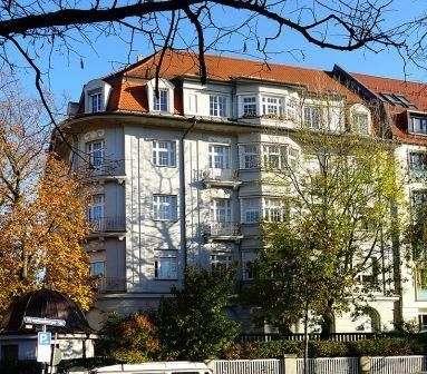 Frisch renovierte Altbauwohnung befristet für 7 Jahre zu vermieten in Neuhausen (München)