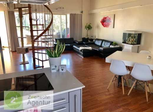 Möblierte 2-Zimmer-Maisonettewohnung inkl. WLAN, Mönchengladbach-Odenkirchen, Burgfreiheit