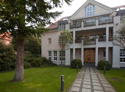 1a Westend Bestlage, in attraktiver Stadtvilla große Maisonette-Wohnung