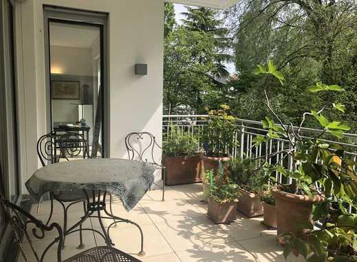***Luxuriöse, ruhige Wohnung in gehobener Lage Düsseldorfs***