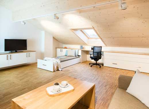 Exklusiv eingerichtetes Maisonette Apartment, Neubau, Top ausgestattet, großer Balkon
