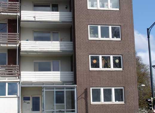 gepflegte 2-Zimmer-DG-Wohnung mit Balkon und EBK in Bremen, provisionsfrei