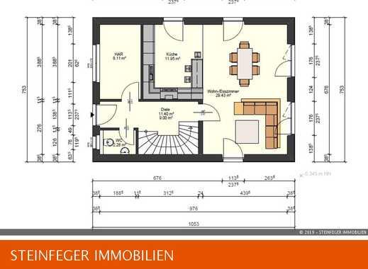 Echzell: Freistehendes Einfamilienhaus zu verkaufen | Verkaufsstart sofort !