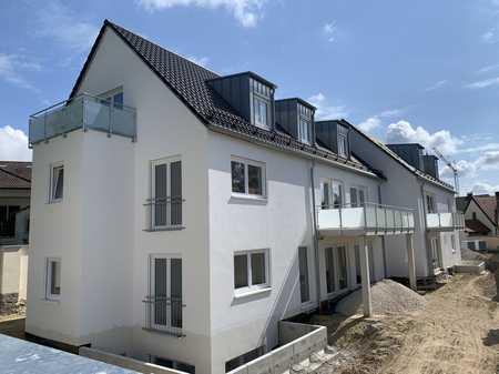 Erstbezug!! Superschöne, helle EG -Wohnung mit Tageslichtraum im Souterrain in Reichertshofen