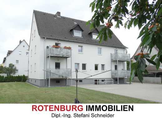 Helle 2-Zi-Whg im Dachgeschoß (2. OG) in Rotenburg an der Fulda