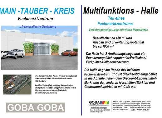 halle mieten in boxberg main tauber kreis lagerraum. Black Bedroom Furniture Sets. Home Design Ideas