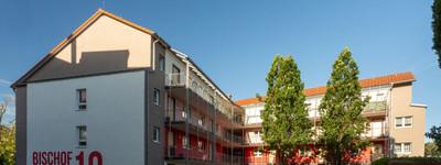 Seniorenwohnung mit 2 ZKB in der Innenstadt