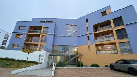 Tolle, neuwertige 2 ZKB in ökologischer Bauweise, großer überdachter Balkon, Pfaffenhofen/Ilm in Pfaffenhofen an der Ilm