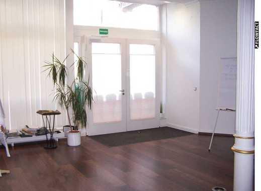 Repräsentatives Ladenlokal mit Büro-/ Gewerberäumen im sanierten Altleher Gebäude in beliebter Lage