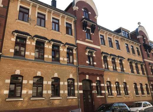 Gemütliche kleine Dreiraum-Wohnung in Lindenau