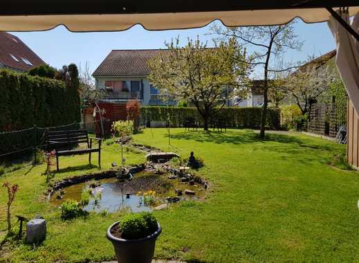 Für Liebhaber großer Gärten in Bestlage am Naturschutzgebiet
